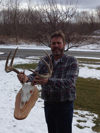 Dave Lang's Buck 2012