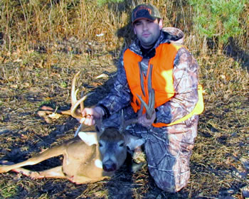 Mike Gilman 10 pt. Cohocton NY
